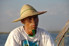 Net Fisherman, Inle Lake, Burma