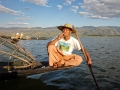 Basket Fisherman, Inle Lake, Burma